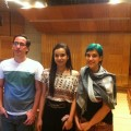 Gabriel, Camila and Julia